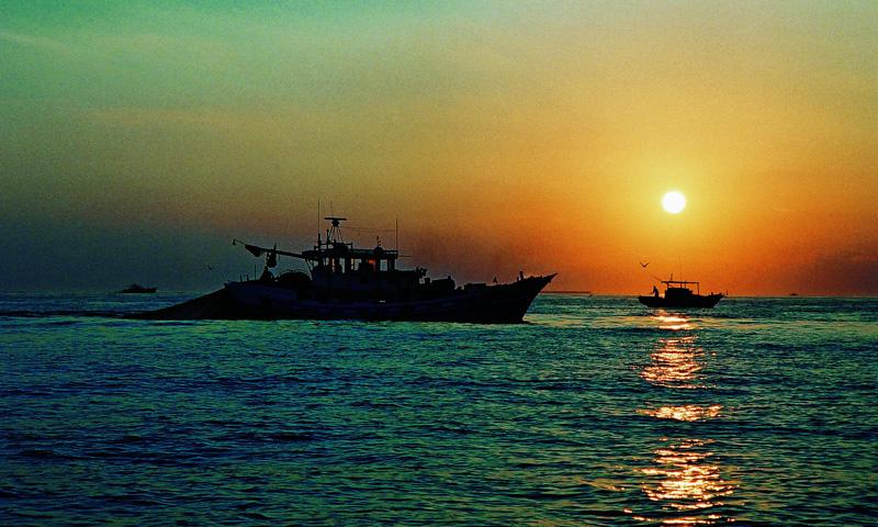 澎湖討海歸途
