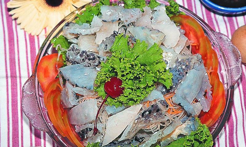 澎湖河豚料理