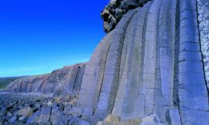 大菓葉玄武岩