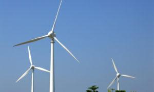 中屯風力發電